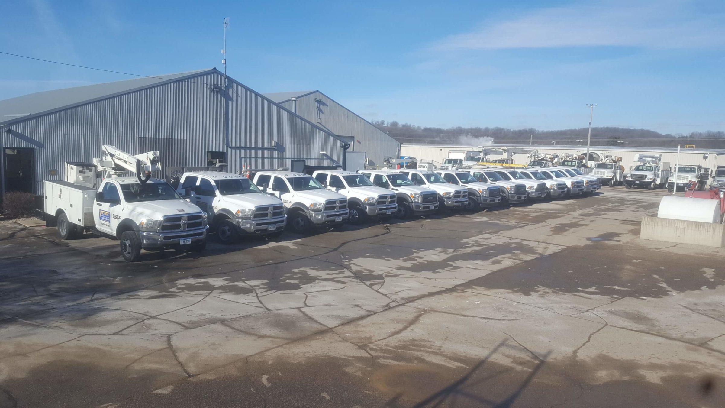 Voltmer Truck Fleet