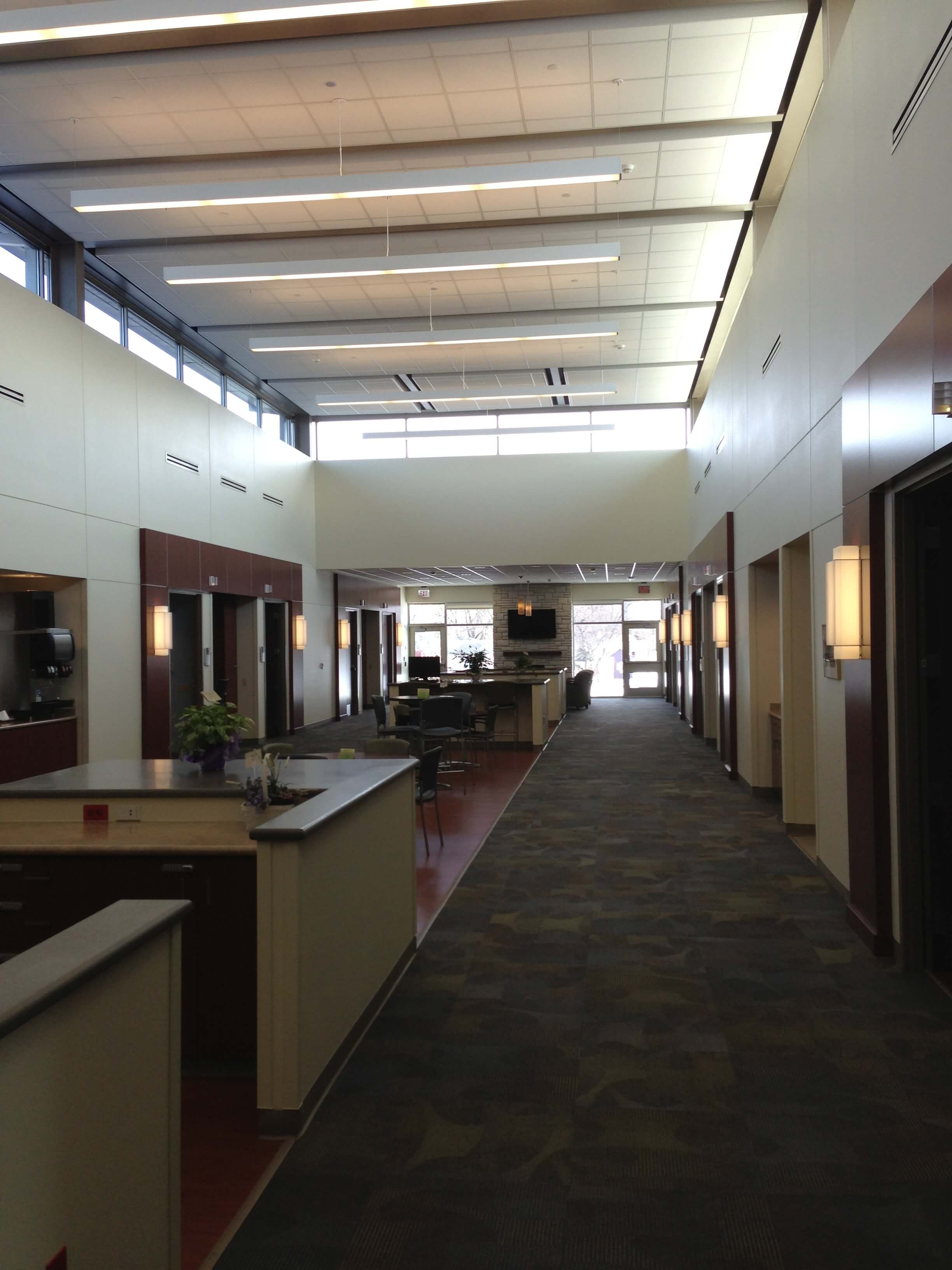 Commercial Office Lighting Example